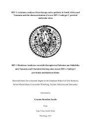 Affidavit - OPUS - Universität Würzburg