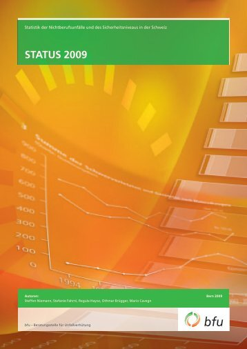 STATUS 2009 - Vollversion - BfU