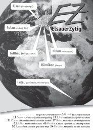 ElsauerZytig ElsauerZytig