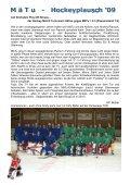 Eine Woche vor dem Fest - Turnverein Sigriswil - Seite 6