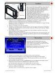 Dynojet LCD Display Installations und Bedienungsanleitung - Power ... - Seite 2