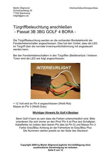 Fensterheberschalter Magazine