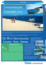 chalkidiki - pilion - Fener Reisen GmbH