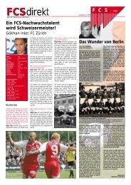 Doris von Büren - FC Solothurn