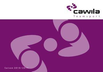 Cawila Teamsport Katalog 2010