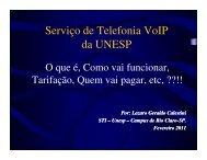 (Microsoft PowerPoint - 1 Palestra Servi\347o de Telefonia VoIP IB ...