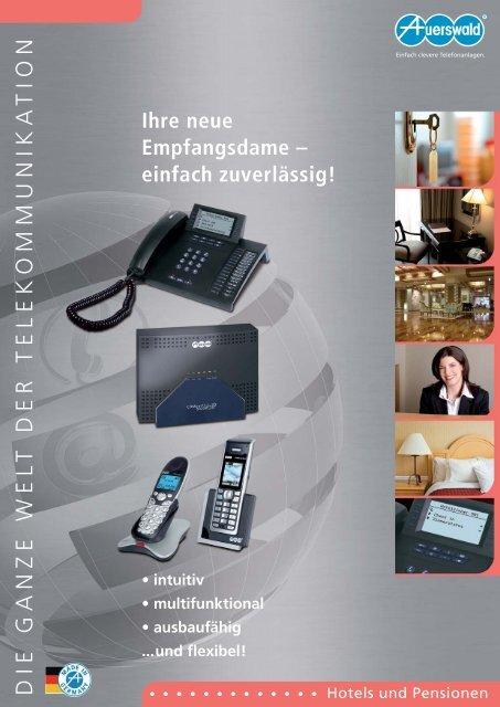 Hotels und Pensionen - Auerswald Marketing