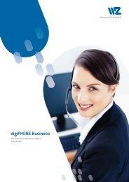 digiPHONE Business - Wasserwerke Zug AG
