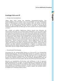 Datenmenge - Sipgate