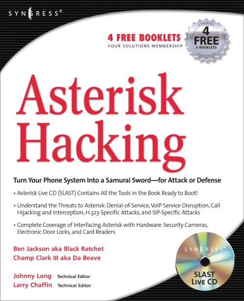 ASTERISK Hacking (PDF)
