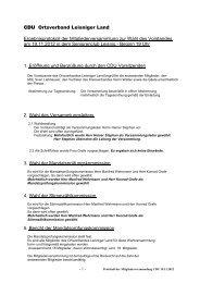 Protokoll - CDU Leisnig