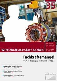 VERSUCH'S MIT INKOMPETENZ… (Jeffrey Fox) - Stadt Aachen