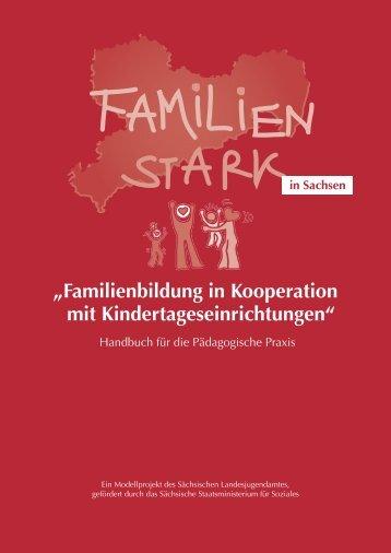 Handbuch für die Pädagogische Praxis - Familie