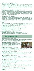 waldgasthaus - Wildwald Vosswinkel - Seite 6