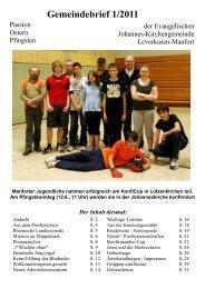 1/2011 - Kirchenkreis Leverkusen