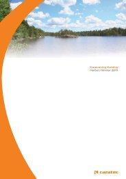 Caravaning Katalog Herbst / Winter 2011 - Caratec GmbH
