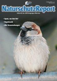 NaturschutzReport - LBV-München