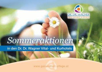 Sommeraktionen - Kurhotel St. Josef