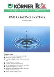 Coating Systems - Koerner