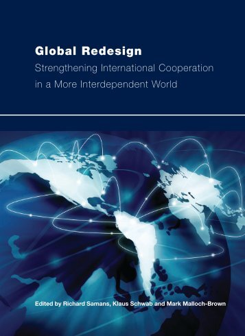 Global Redesign - World Economic Forum