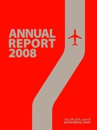 Notes to the Summarised Consolidated Financial ... - Air Arabia