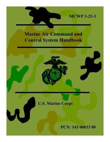 Marine Air Command and Control System Handbook