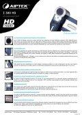 Z 300 HD - Aiptek France - Page 3