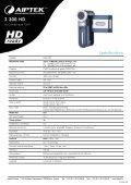 Z 300 HD - Aiptek France - Page 4
