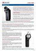 AHD Z700 - Aiptek France - Page 3