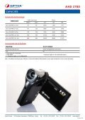 AHD Z700 - Aiptek France - Page 5
