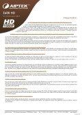 Z600 HD - Aiptek France - Page 3