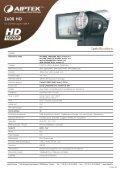 Z600 HD - Aiptek France - Page 4