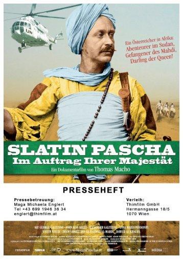 (SLATIN PASHA – ON HER MAJESTY'S SERVICE ... - Austrianfilm