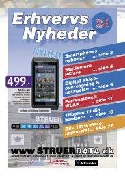 ErhvervsNyheder STRUER DATA Side 1-4 + 29-32 ... - Struer Data A/S