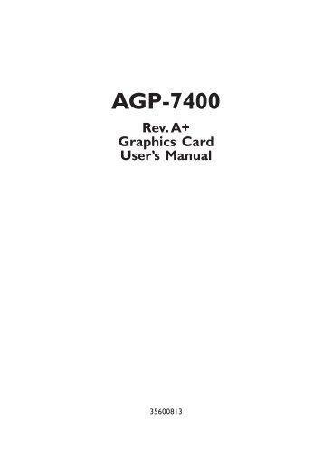 AGP-7400 - DFI