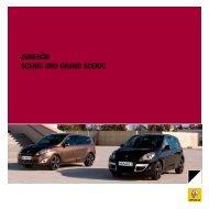 ZUBEHÖR SCENIC UND GRAND SCENIC - Renault Zürich SA