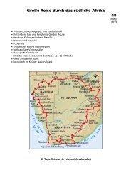 Große Reise durch das südliche Afrika 48 - Rotel - Tours