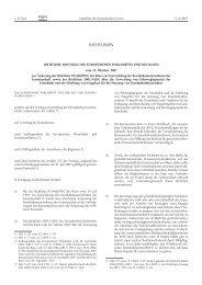Richtlinie 2007/58/EG - Schienen-Control