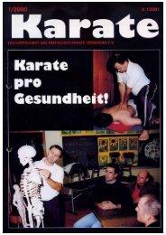 DKV-Magazin Nr. 1 - Chronik des Karate