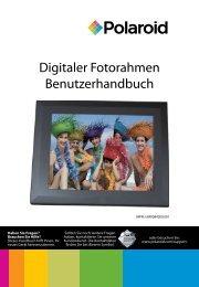 Polaroid i802 Anleitung - Plawa