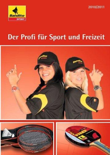 Der Profi für Sport und Freizeit - Baltexport