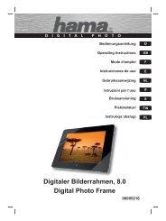 Digitaler Bilderrahmen, 8.0 Digital Photo Frame - ELV