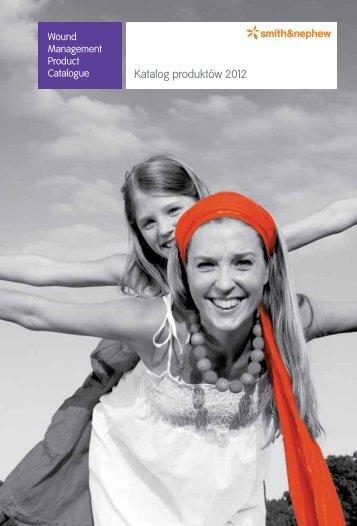 Katalog produktów 2012 - Leczenie Ran