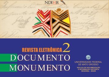 os italianos na cidade de Cuiabá - Portal da Universidade Federal ...