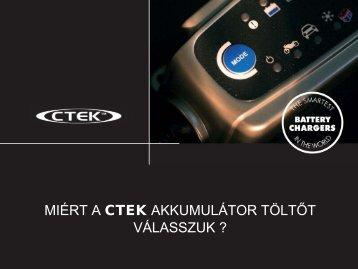 melyik ctek akkumulátortöltő alkalmas önnek?
