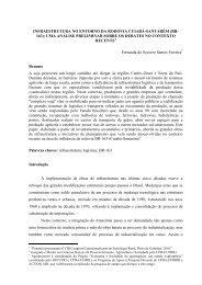 infraestrutura no entorno da rodovia cuiabá-santarém (br-163) - alasru