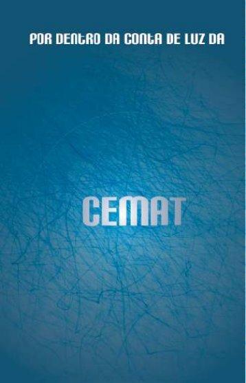 cartilha Cemat PDF - Aneel