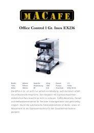 Office Control 1 Gr. Inox EX236
