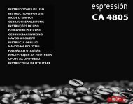LIBRO CA 4805 - Kaffeevollautomaten.org