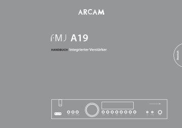 A19 - Arcam